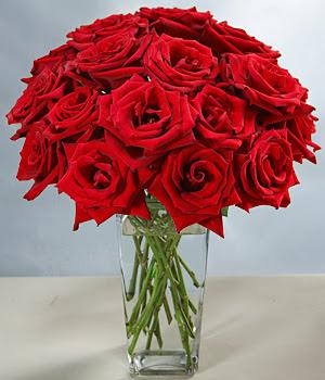 Aydın incir çiçek çiçek siparişi sitesi  Sevdiklerinize özel ürün 12 adet cam içerisinde kirmizi gül  Aydın incir çiçek hediye çiçek yolla