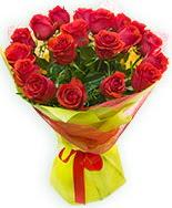 19 Adet kırmızı gül buketi  Aydın incir çiçek çiçek siparişi vermek
