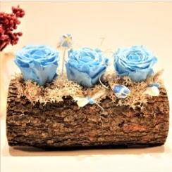 Solmayan gül şoklanmış gül  Aydın incir çiçek internetten çiçek siparişi