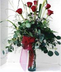 Aydın incir çiçek çiçek siparişi sitesi  7 adet gül özel bir tanzim