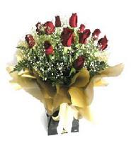 Aydın incir çiçek internetten çiçek siparişi  11 adet kirmizi gül  buketi