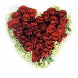kalp biçiminde 15 gülden   Aydın incir çiçek güvenli kaliteli hızlı çiçek