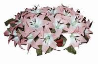yapay karisik çiçek sepeti   Aydın incir çiçek çiçekçi mağazası