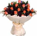 11 adet gonca gül buket   Aydın incir çiçek çiçek gönderme sitemiz güvenlidir