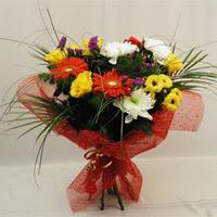 Aydın incir çiçek hediye çiçek yolla  Karisik mevsim demeti