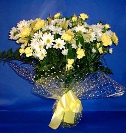 Aydın incir çiçek hediye çiçek yolla  sade mevsim demeti buketi sade ve özel