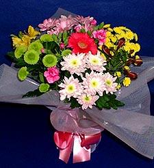 Aydın incir çiçek hediye çiçek yolla  küçük karisik mevsim demeti