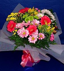 karisik sade mevsim demetligi   Aydın incir çiçek 14 şubat sevgililer günü çiçek