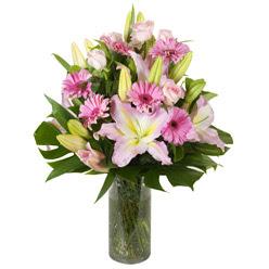 vazo içerisinde karisik mevsim çiçekleri  Aydın incir çiçek internetten çiçek siparişi