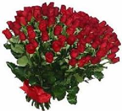 51 adet kirmizi gül buketi  Aydın incir çiçek çiçekçiler