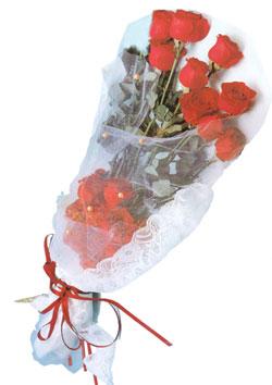 11 adet kirmizi güller buket tanzimi   Aydın incir çiçek çiçek siparişi sitesi