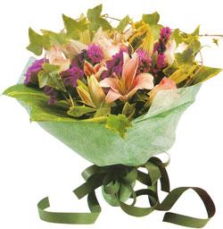 karisik mevsim buketi anneler günü ve sevilenlere  Aydın incir çiçek çiçekçi mağazası
