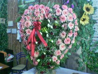 Aydın incir çiçek çiçek gönderme  SEVDIKLERINIZE ÖZEL KALP PANO