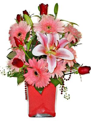 Aydın incir çiçek cicek , cicekci  karisik cam yada mika vazoda mevsim çiçekleri mevsim demeti