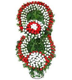 Görsel Cenaze çiçek , cenaze çiçek , çelengi  Aydın incir çiçek uluslararası çiçek gönderme