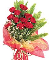 11 adet kaliteli görsel kirmizi gül  Aydın incir çiçek çiçek satışı