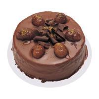 Kestaneli çikolatali yas pasta  Aydın incir çiçek çiçek , çiçekçi , çiçekçilik