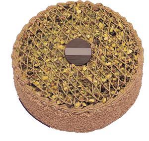 Krokanli 4 ile 6 kisilik yas pasta leziz  Aydın incir çiçek çiçek gönderme
