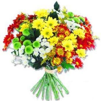 Kir çiçeklerinden buket modeli  Aydın incir çiçek online çiçek gönderme sipariş
