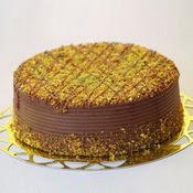 sanatsal pastaci 4 ile 6 kisilik krokan çikolatali yas pasta  Aydın incir çiçek cicek , cicekci