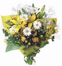 Aydın incir çiçek ucuz çiçek gönder  Lilyum ve mevsim çiçekleri