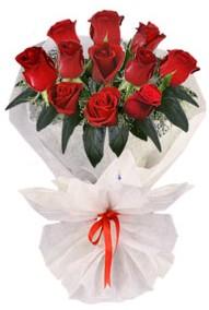 11 adet gül buketi  Aydın incir çiçek internetten çiçek siparişi  kirmizi gül