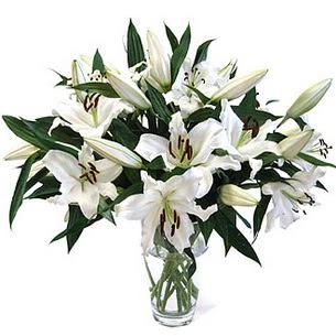 Aydın incir çiçek çiçekçi telefonları  3 dal görsel casablanca vazo tanzimi