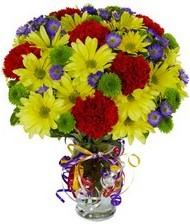 En güzel hediye karışık mevsim çiçeği  Aydın incir çiçek hediye çiçek yolla