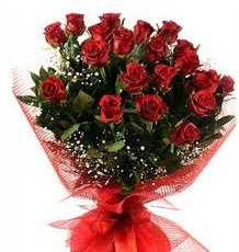 İlginç Hediye 21 Adet kırmızı gül  Aydın incir çiçek internetten çiçek siparişi