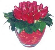 Aydın incir çiçek cicek , cicekci  11 adet kaliteli kirmizi gül - anneler günü seçimi ideal