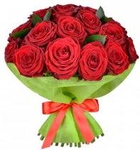 11 adet kırmızı gül buketi  Aydın incir çiçek cicekciler , cicek siparisi