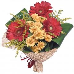 karışık mevsim buketi  Aydın incir çiçek çiçekçi mağazası