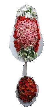 çift katlı düğün açılış sepeti  Aydın incir çiçek internetten çiçek satışı