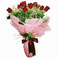 Aydın incir çiçek çiçek siparişi sitesi  12 adet kirmizi kalite gül