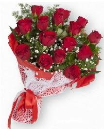 11 kırmızı gülden buket  Aydın incir çiçek güvenli kaliteli hızlı çiçek