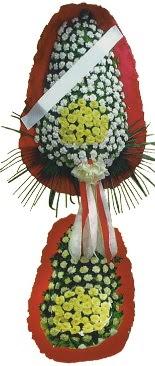 Çift katlı düğün açılış çiçeği  Aydın incir çiçek çiçek servisi , çiçekçi adresleri