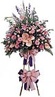 Aydın incir çiçek güvenli kaliteli hızlı çiçek   Ferforje Pembe kazablanka
