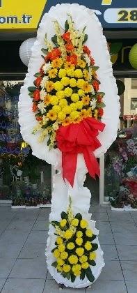 Çift katlı düğün nikah açılış çiçeği  Aydın incir çiçek güvenli kaliteli hızlı çiçek