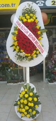 Çift katlı düğün nikah açılış çiçek modeli  Aydın incir çiçek çiçekçi mağazası