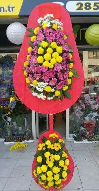 Çift katlı düğün nikah açılış çiçek modeli  Aydın incir çiçek online çiçek gönderme sipariş