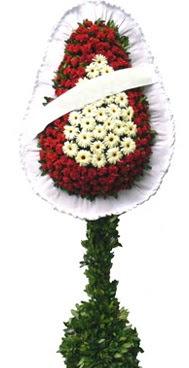 Çift katlı düğün nikah açılış çiçek modeli  Aydın incir çiçek incir çiçek İnternetten çiçek siparişi