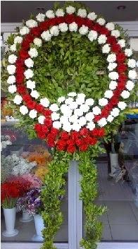 Cenaze çelenk çiçeği modeli  Aydın incir çiçek anneler günü çiçek yolla
