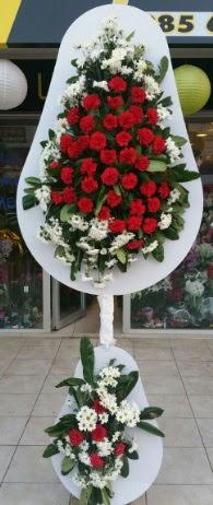 2 katlı nikah çiçeği düğün çiçeği  Aydın incir çiçek çiçek gönderme