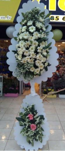 Çift katlı düğün nikah açılış çiçeği  Aydın incir çiçek çiçekçi telefonları