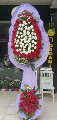 Çift katlı işyeri açılış çiçek modeli  Aydın incir çiçek ucuz çiçek gönder