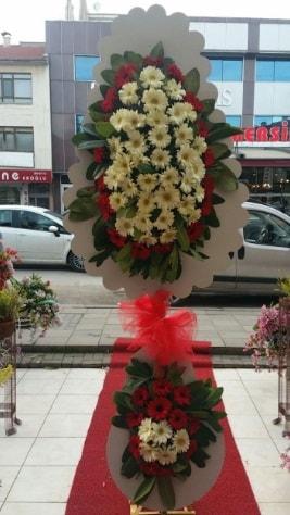 Çift katlı düğün açılış çiçeği  Aydın incir çiçek çiçek satışı