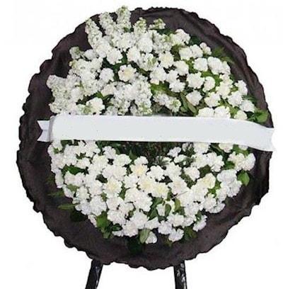 Cenaze çelengi çiçeği modelleri  Aydın incir çiçek internetten çiçek satışı