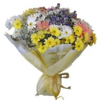 Karışık mevsim çiçeği  Aydın incir çiçek çiçek satışı