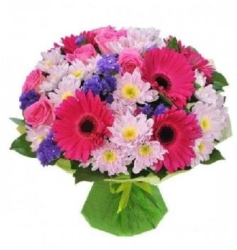 Karışık mevsim buketi mevsimsel buket  Aydın incir çiçek çiçek satışı