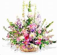 Aydın incir çiçek çiçekçiler  Sepette özel mevsim çiçekleri